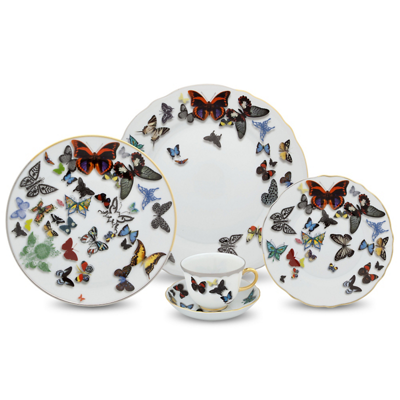Christian Lacroix Maison Butterfly Parade Dinnerware