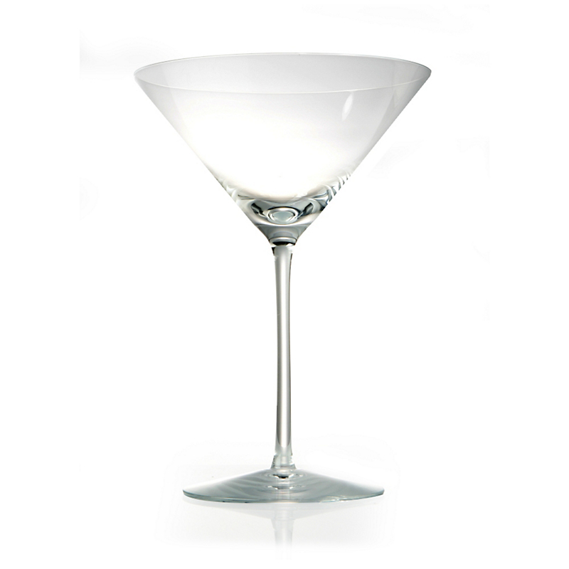 Rogaska Expert Martini Glass