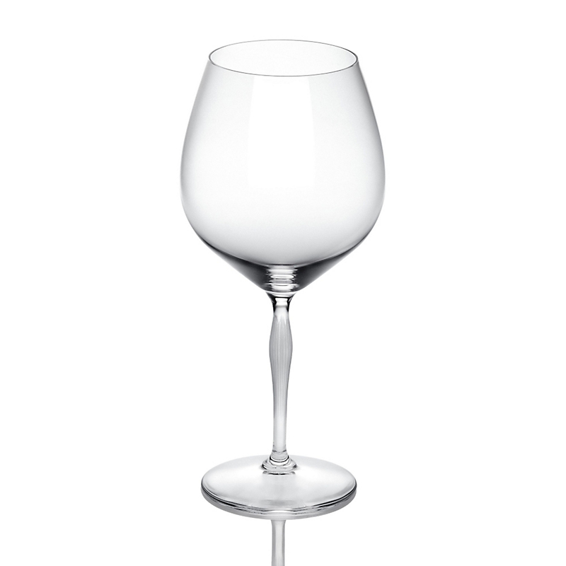 Lalique 100Pts Burgundy Glass