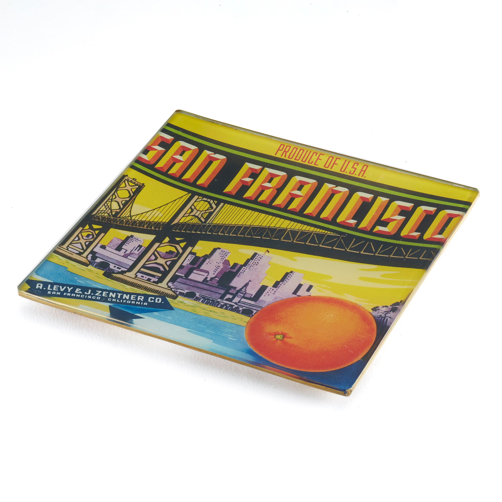 San Francisco Trinket Tray