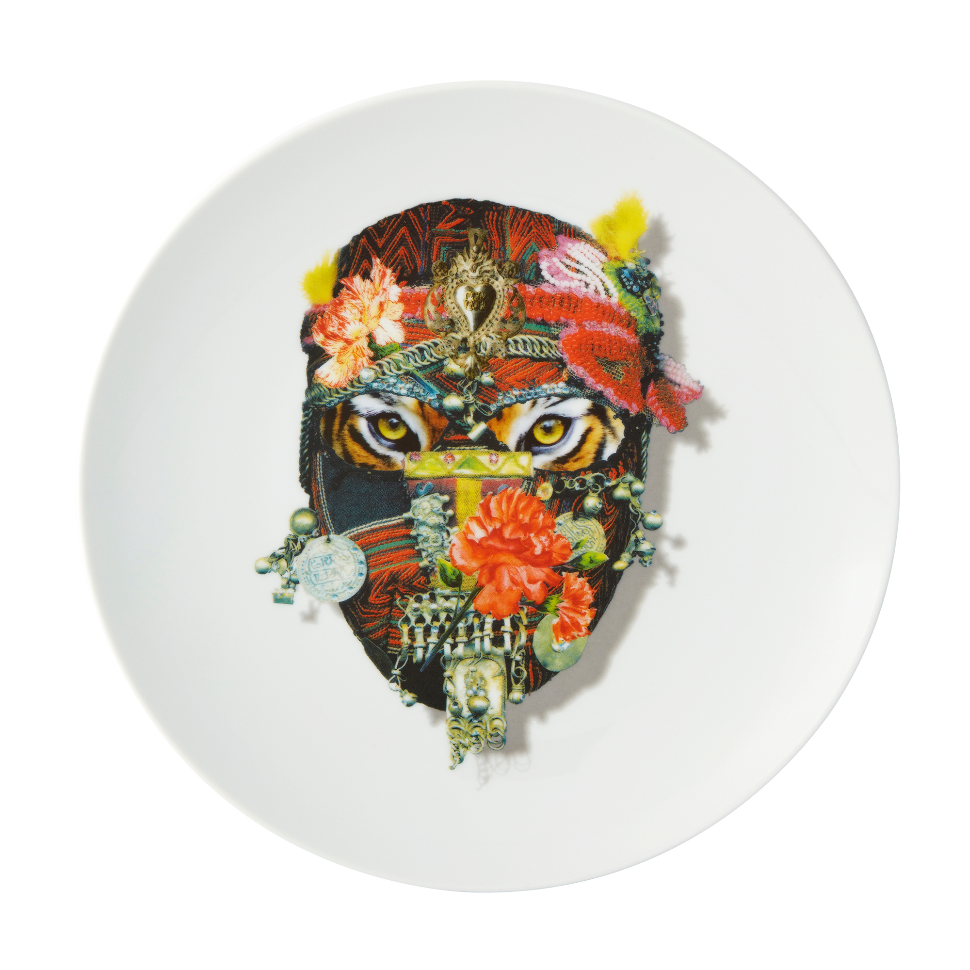 Christian Lacroix Maison Love Who You Want Dessert Plate, Mister Tiger