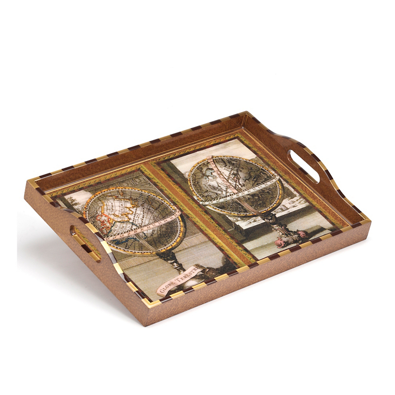 Annie Modica Globe Large Tray