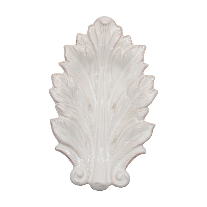 Juliska Acanthus Leaf Tray