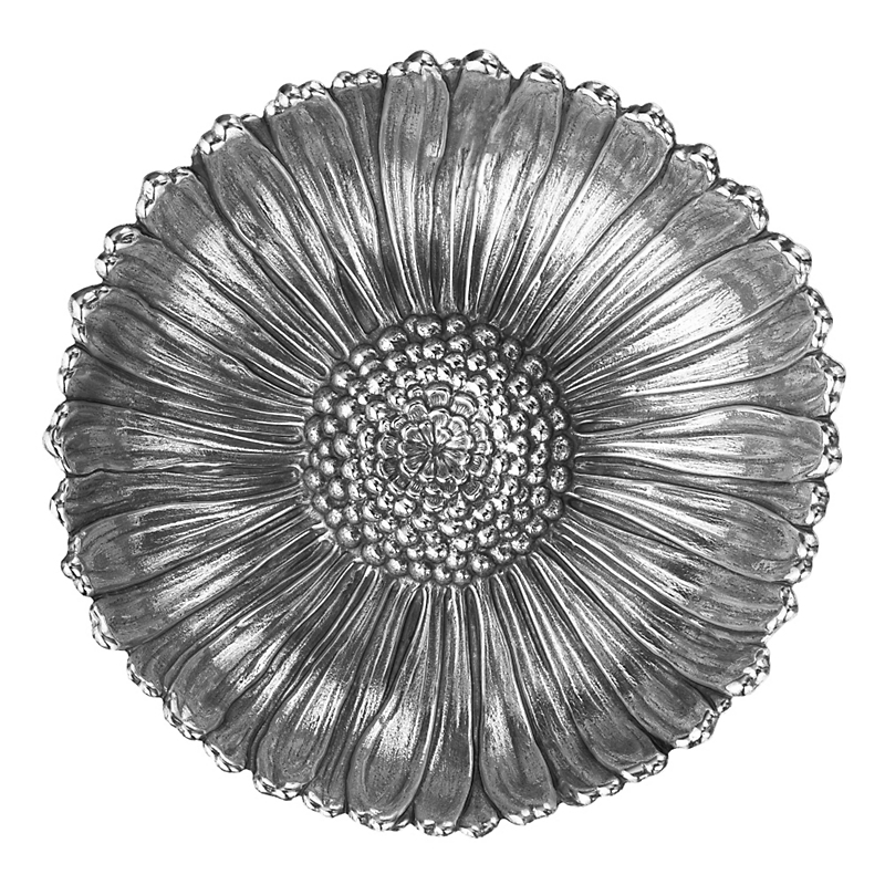 Buccellati Sterling Silver Daisy Dish, Large