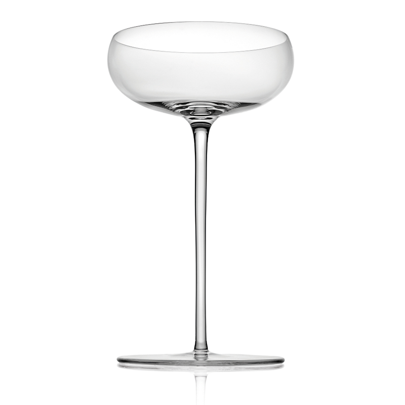 Hollywood Champagne Coupe
