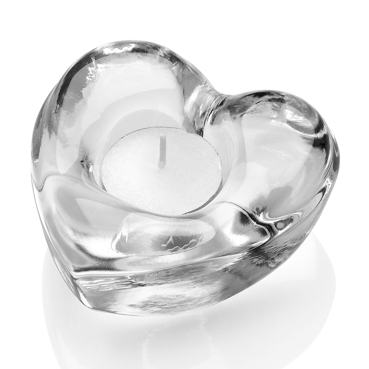 Paradise Heart Votives, Set of 2