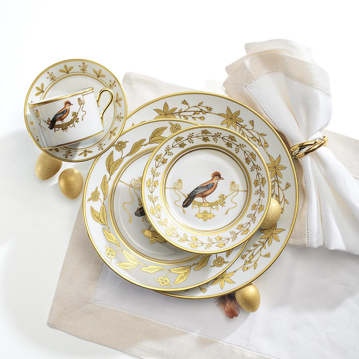 Richard Ginori 1735 Voliere Dinnerware Geai  sc 1 st  Gump\u0027s & Richard Ginori 1735 Voliere Dinnerware Geai   Gump\u0027s