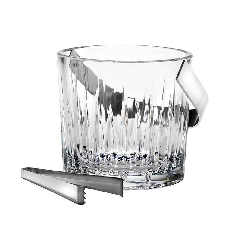 Reed & Barton Soho Ice Bucket with Tongs