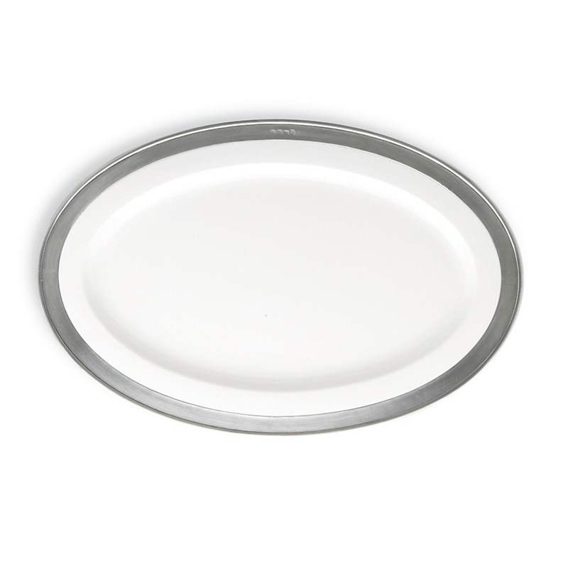 Match Convivio Oval Serving Platters