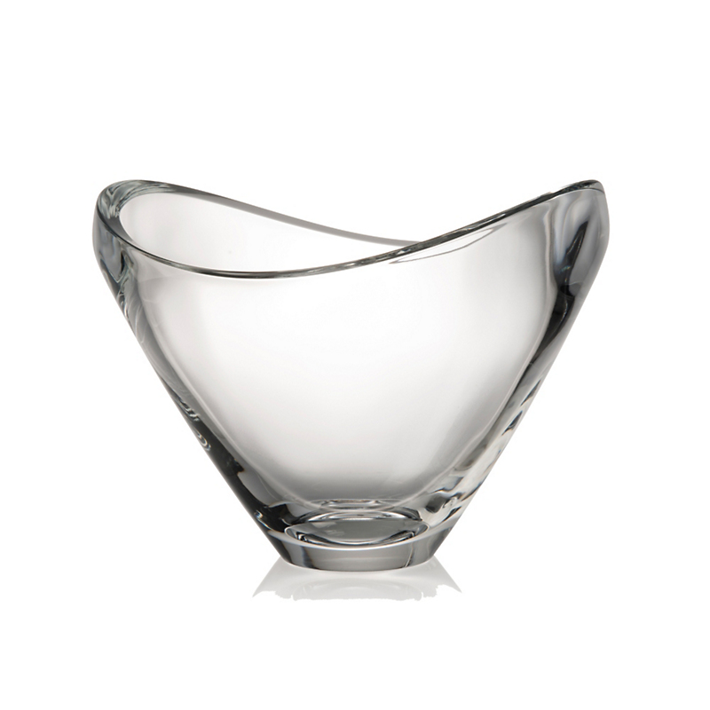Nambe Butterfly Bowl Crystal