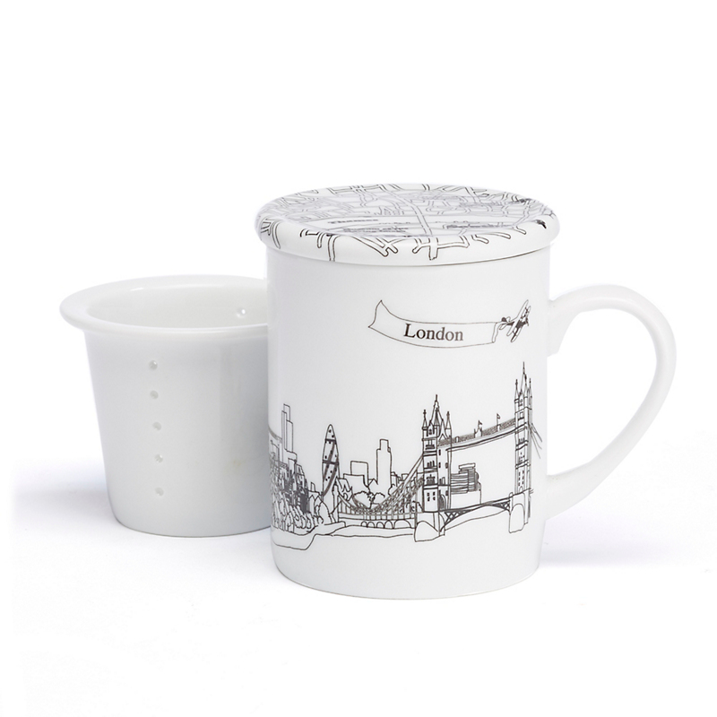 Rust Designs London Mug