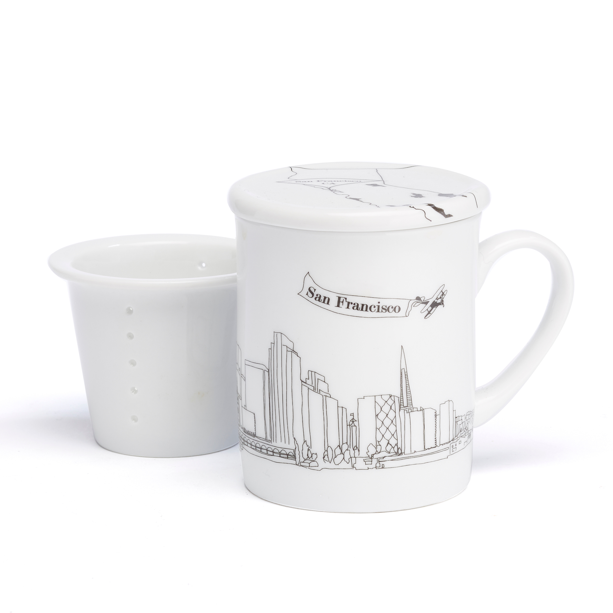San Francisco City Mug