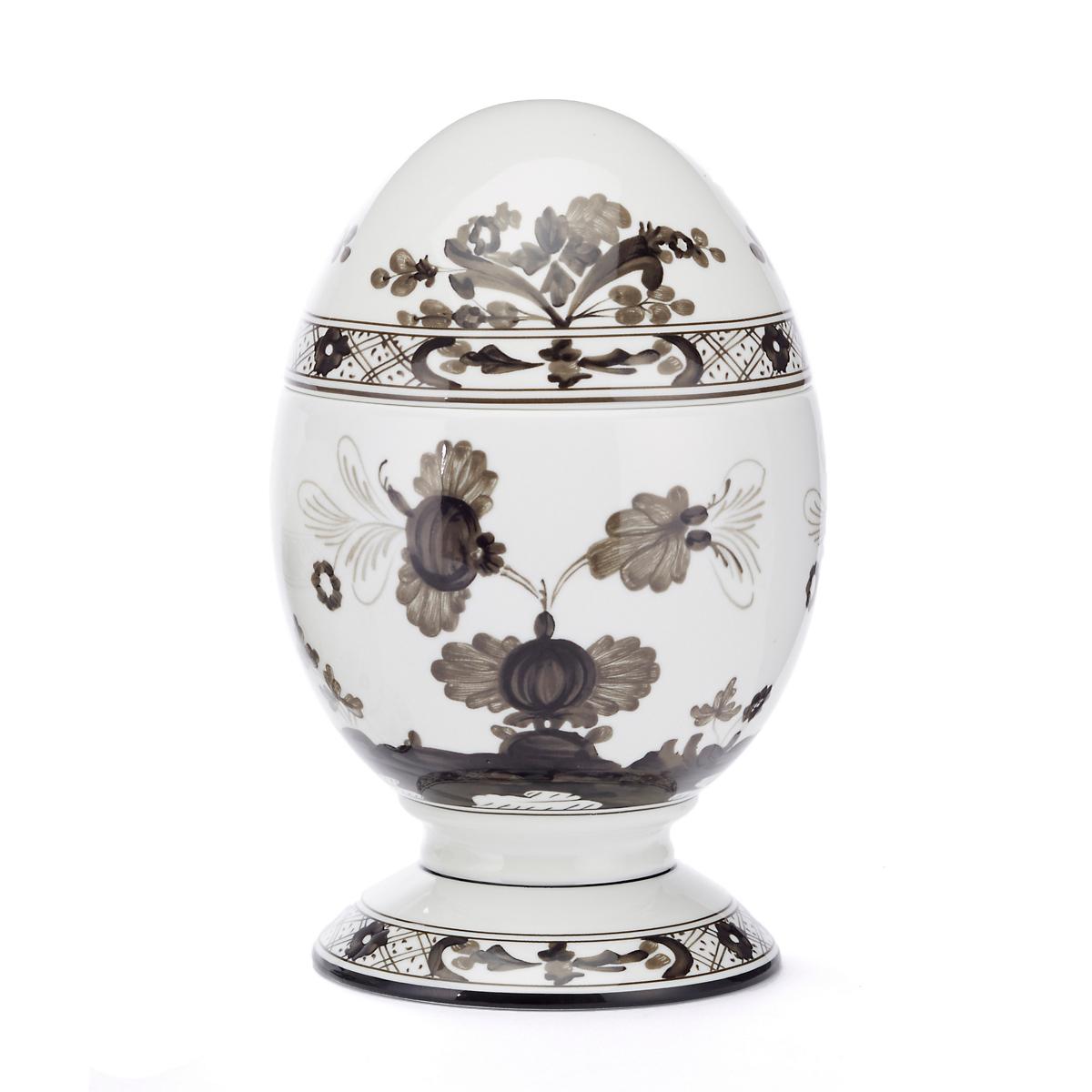 Richard Ginori Oriente Italiano Large Albus Egg | Gump\'s