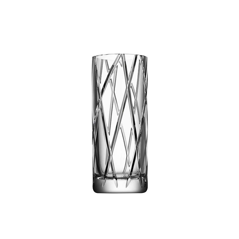 Orrefors Explicit Stripes Vases