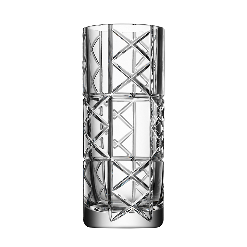 Orrefors Explicit Checks Vases