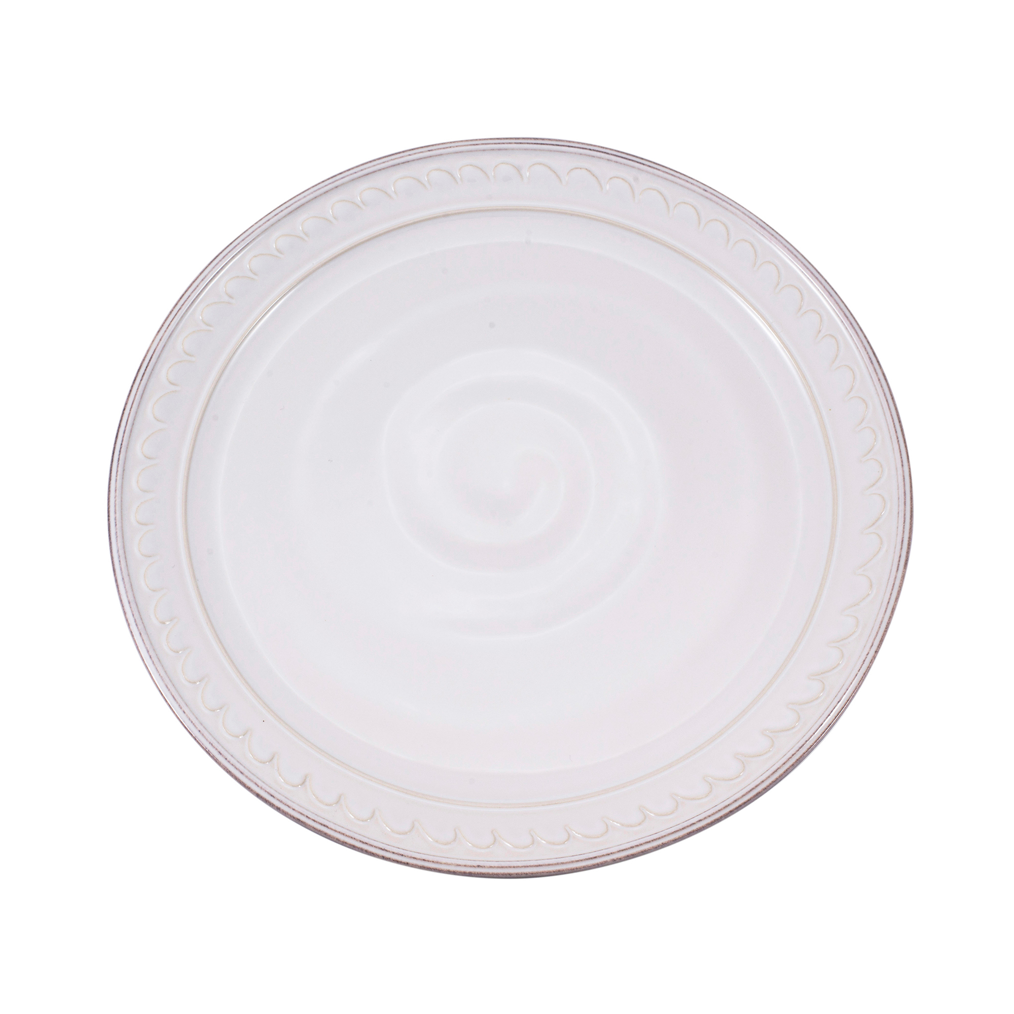 Simon Pearce Hartland Wave Dinner Plate