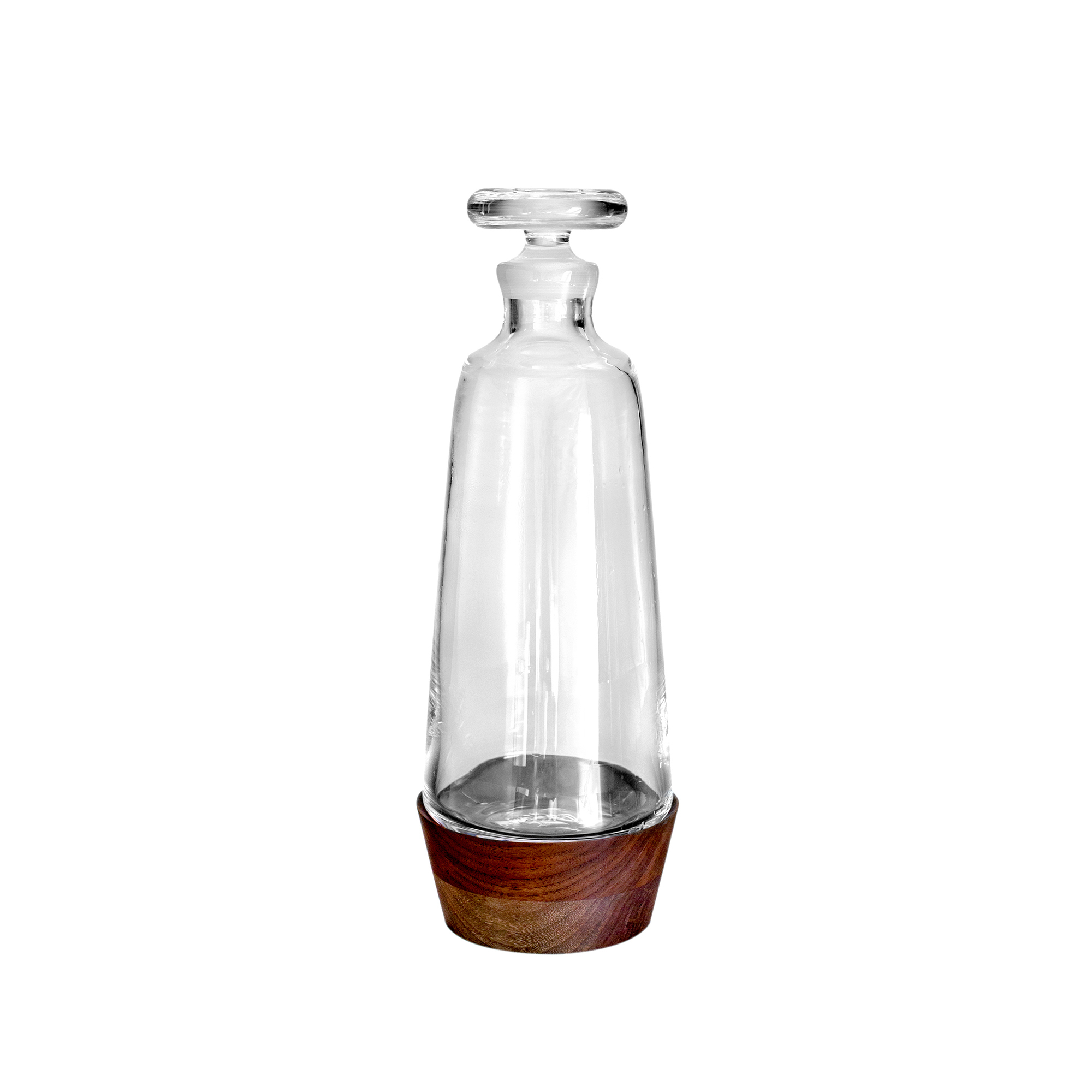 Simon Pearce Ludlow Whiskey Decanter