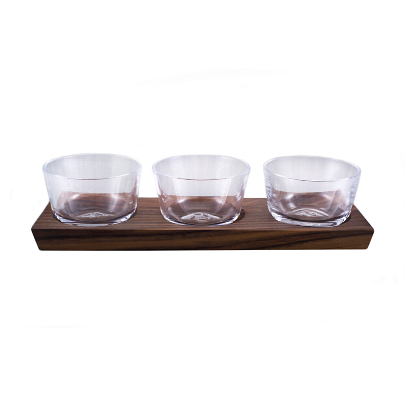 Simon Pearce Ludlow Nut Bowls, Set of 3