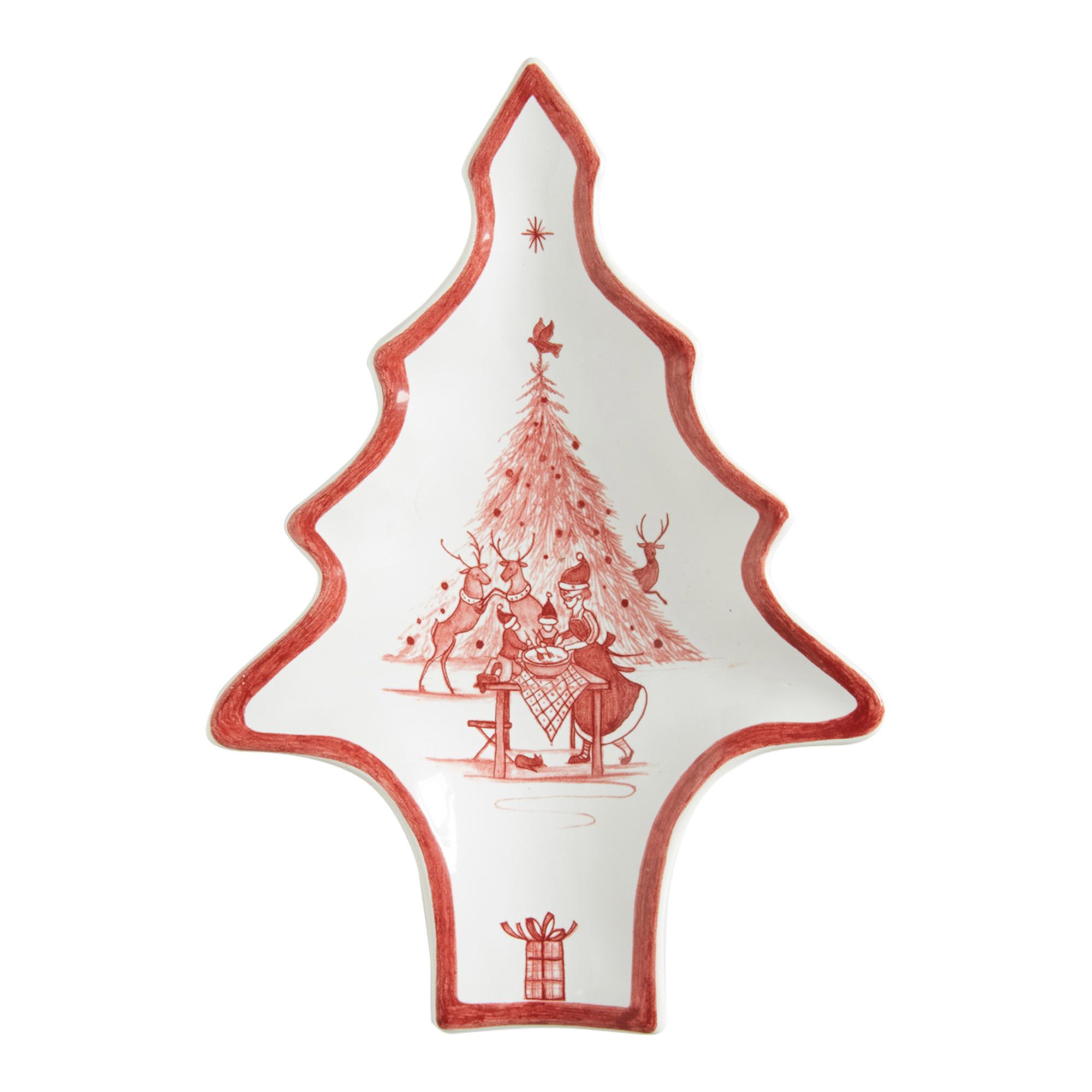 Juliska Reindeer Country Estate Spoon Rest | Gump\'s
