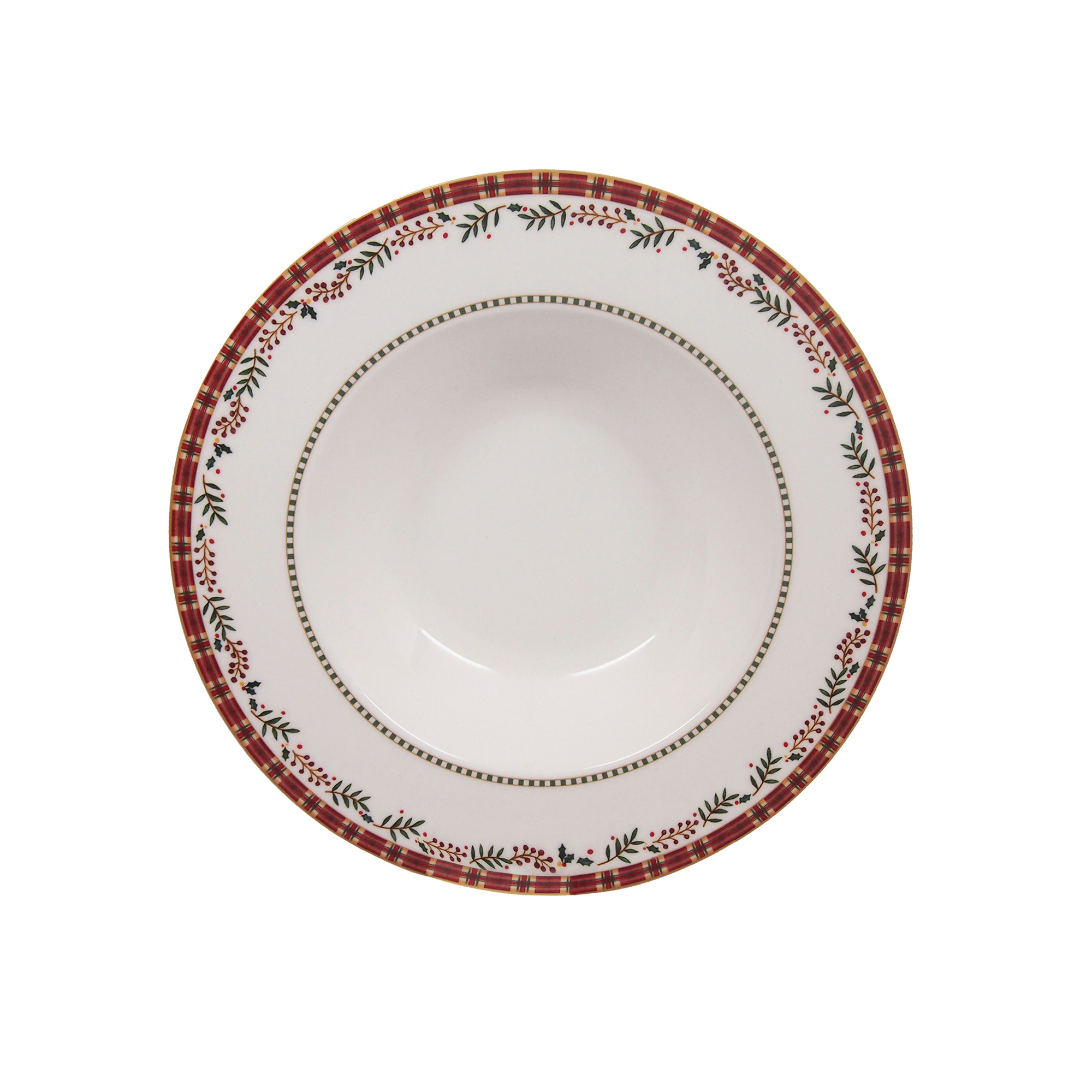 Prouna Nutcracker Rim Soup Bowl