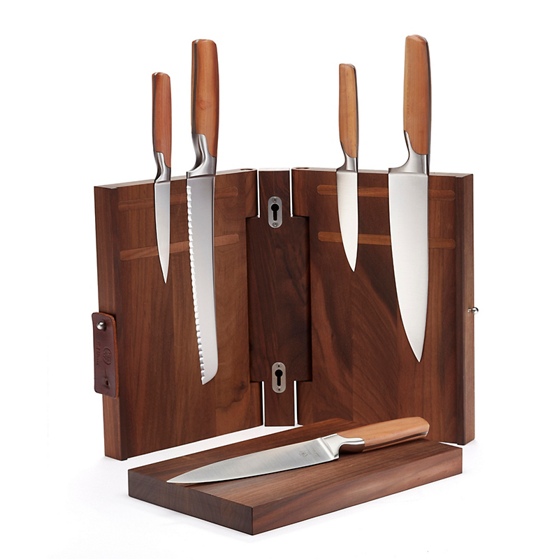 Pott Sarah Wiener Knife Block Set