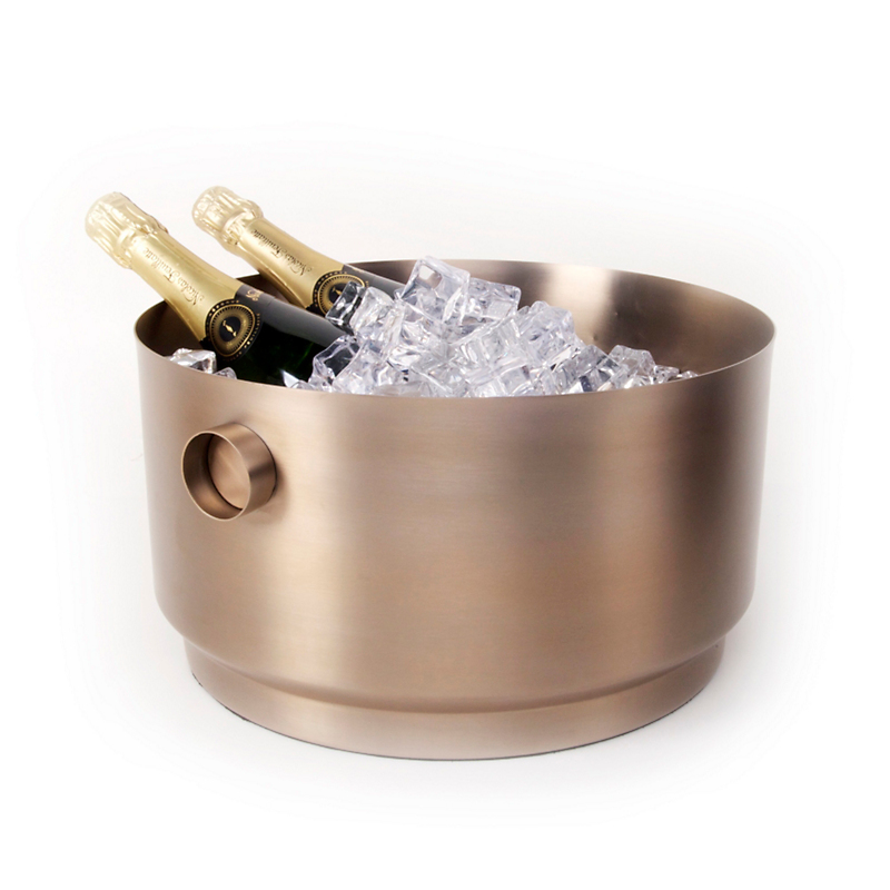 Rondo Party Bucket, Soft Copper