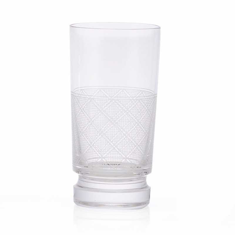 Christofle Jardin D'Eden Highball Glass