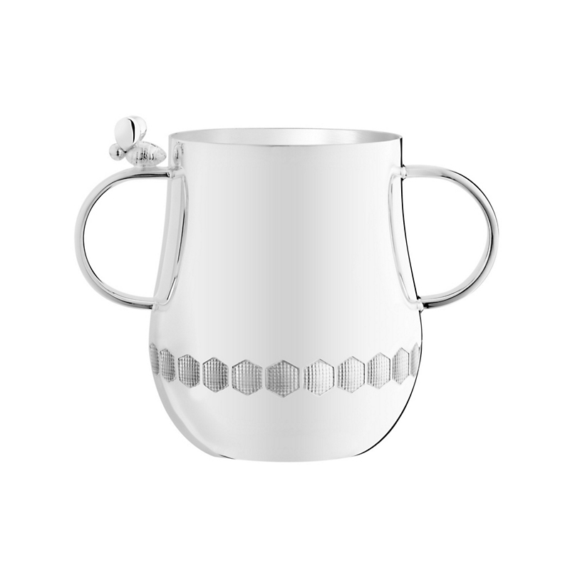 Christofle Beebee Double Handle Cup