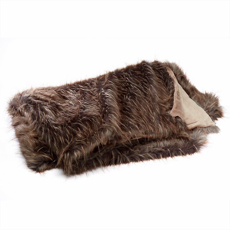 Veneta Faux Fur Throw
