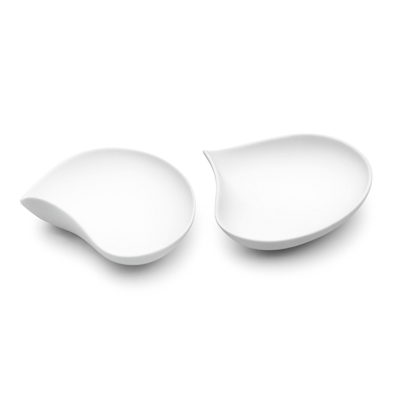 Georg Jensen Bloom Soy Sauce Dishes
