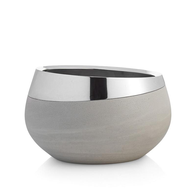Nambé Forte Bowl, Medium