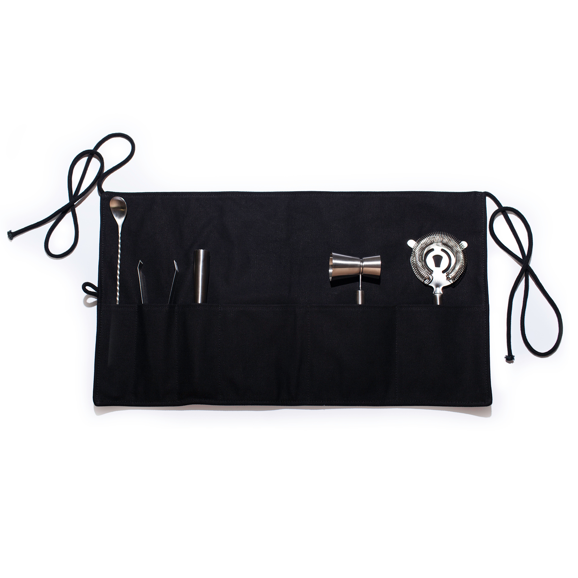 Bar Tools & Apron Set