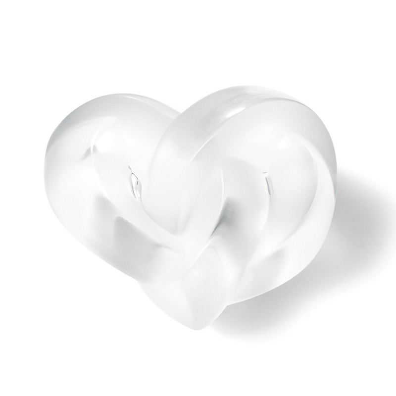 Lalique Heart, Clear