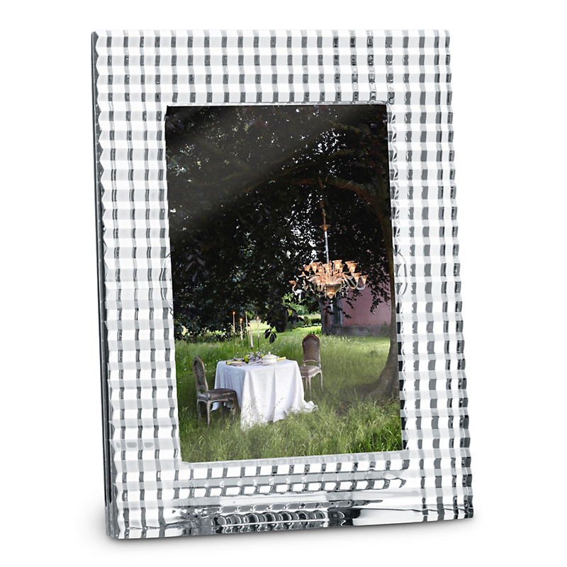 Picture frames home accents gumps san francisco baccarat eye picture frame clear jeuxipadfo Images