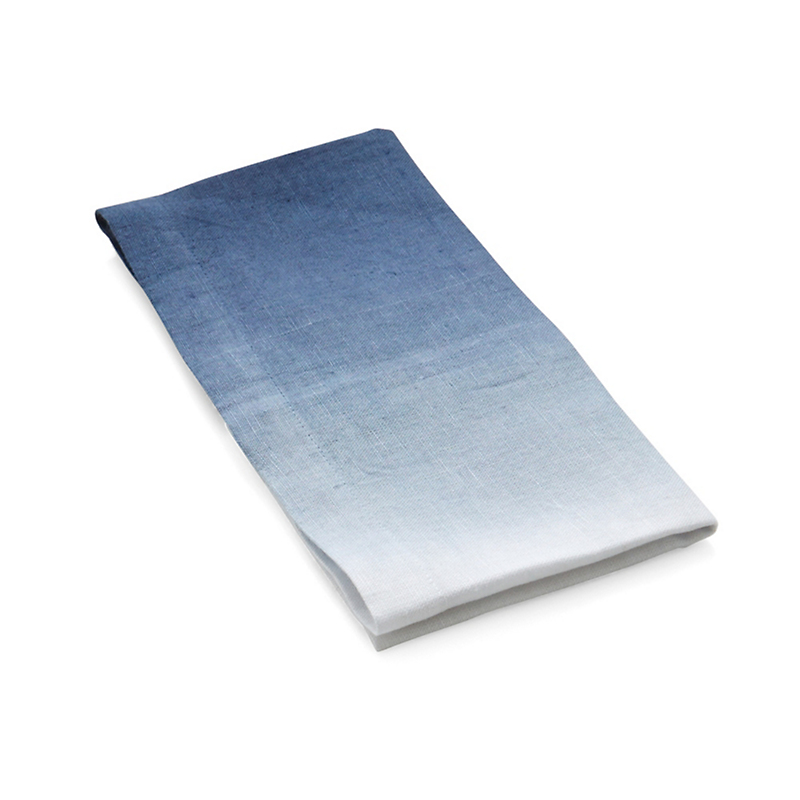 Michael Aram Blue Dip-Dye Dinner Napkin