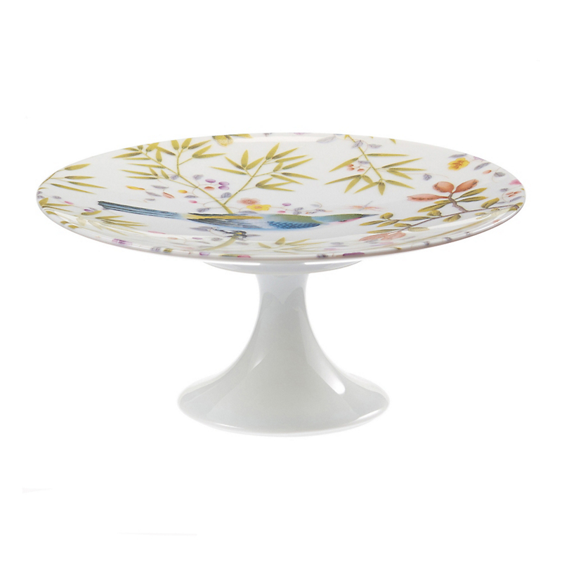 Raynaud Paradis Petit Four Stand, Small White