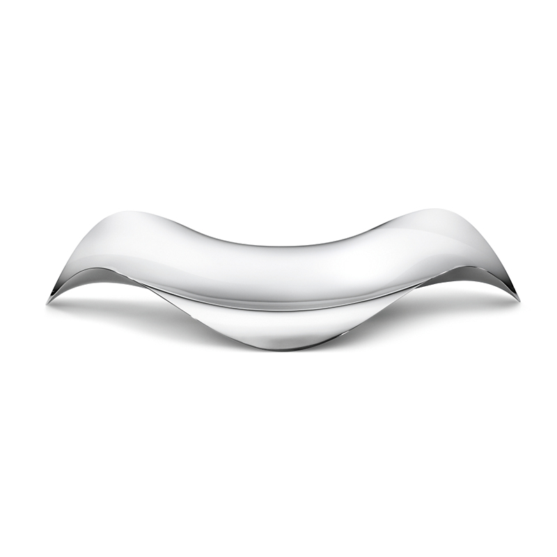 Georg Jensen Cobra Tray, Oval