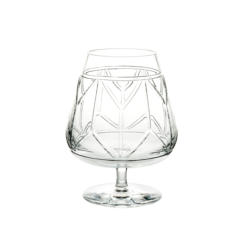 Atlantis Avenue Brandy Snifter