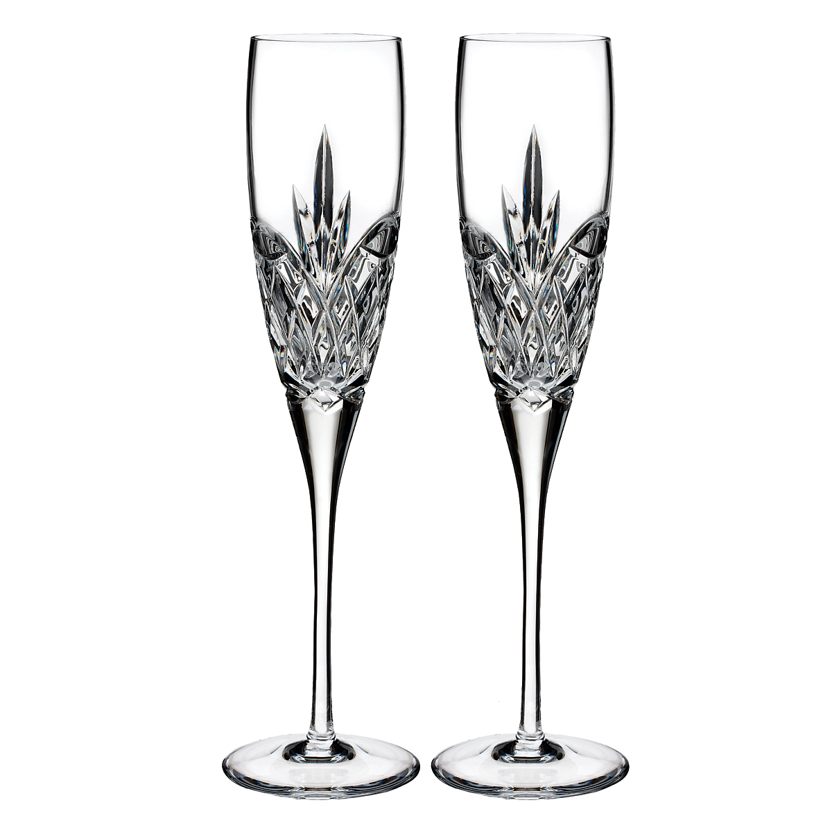 Waterford Forever Flutes, Set of 2