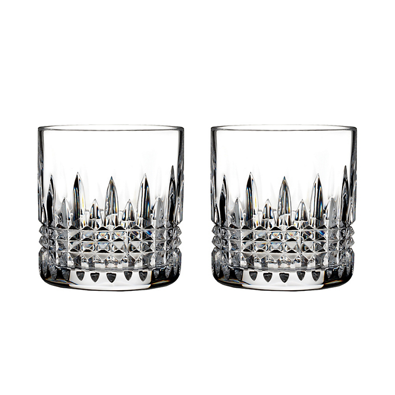 Waterford Lismore Straight Tumblers, Set of 2