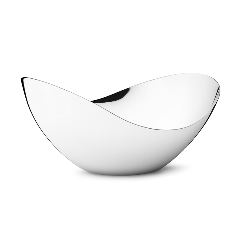 Georg Jensen Bloom Tall Bowls