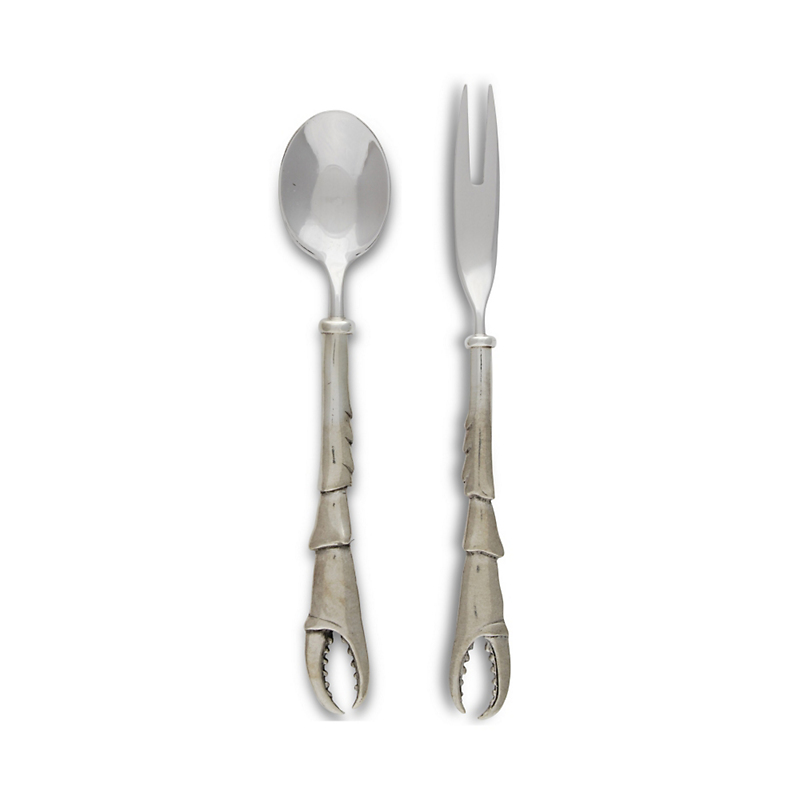 Vagabond House Crab Fork & Spoon