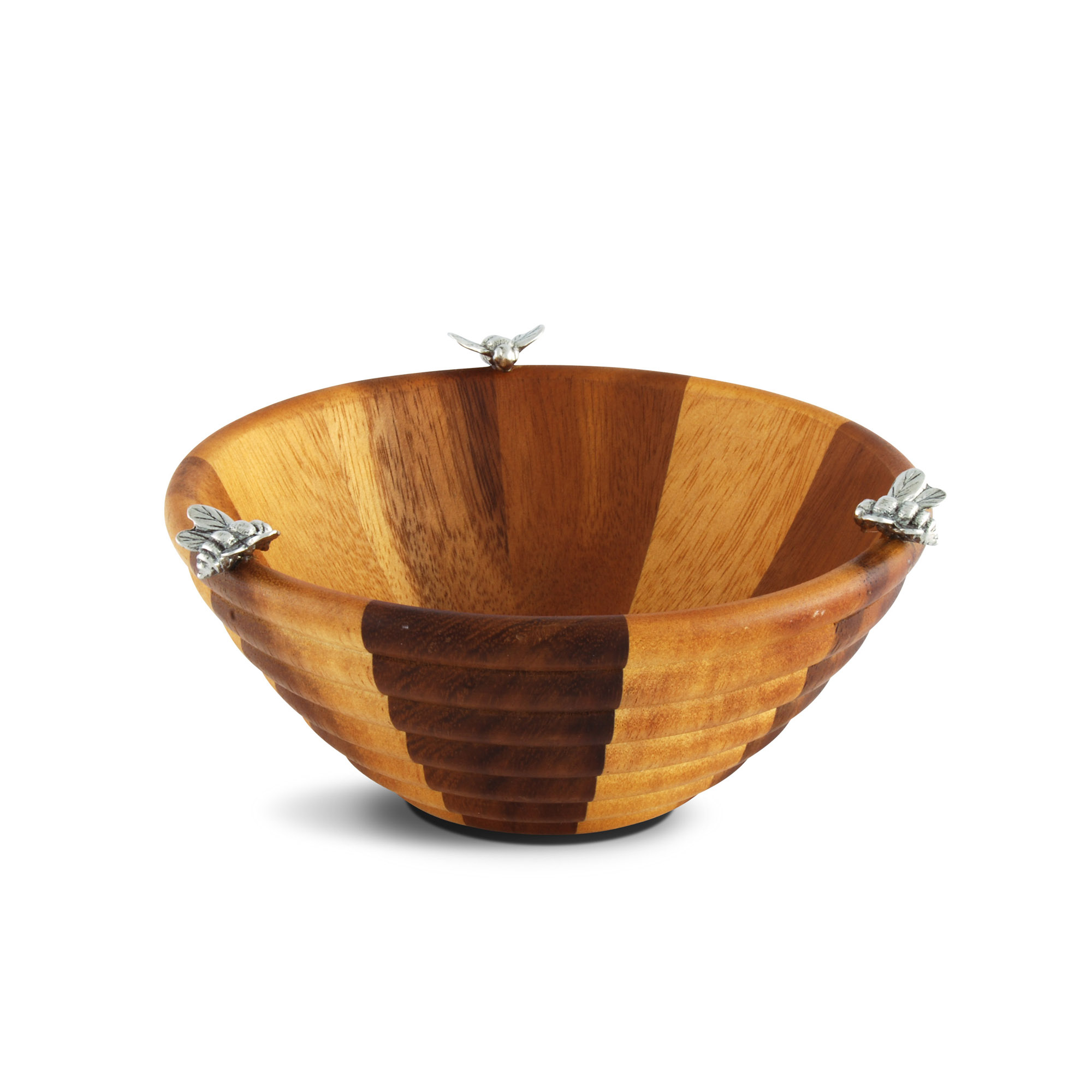 Vagabond House Bee Salad Bowls