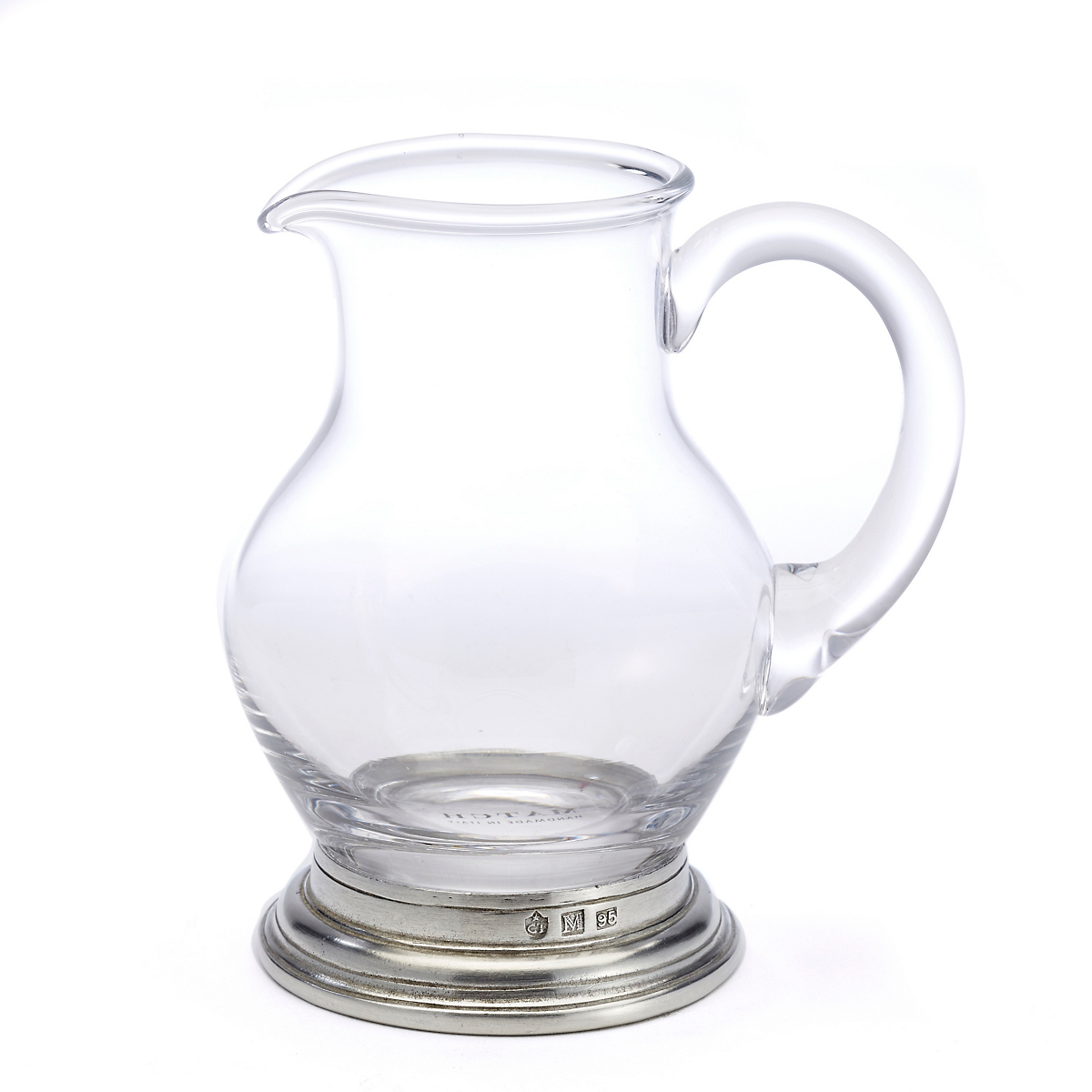 Match Glass Pitchers