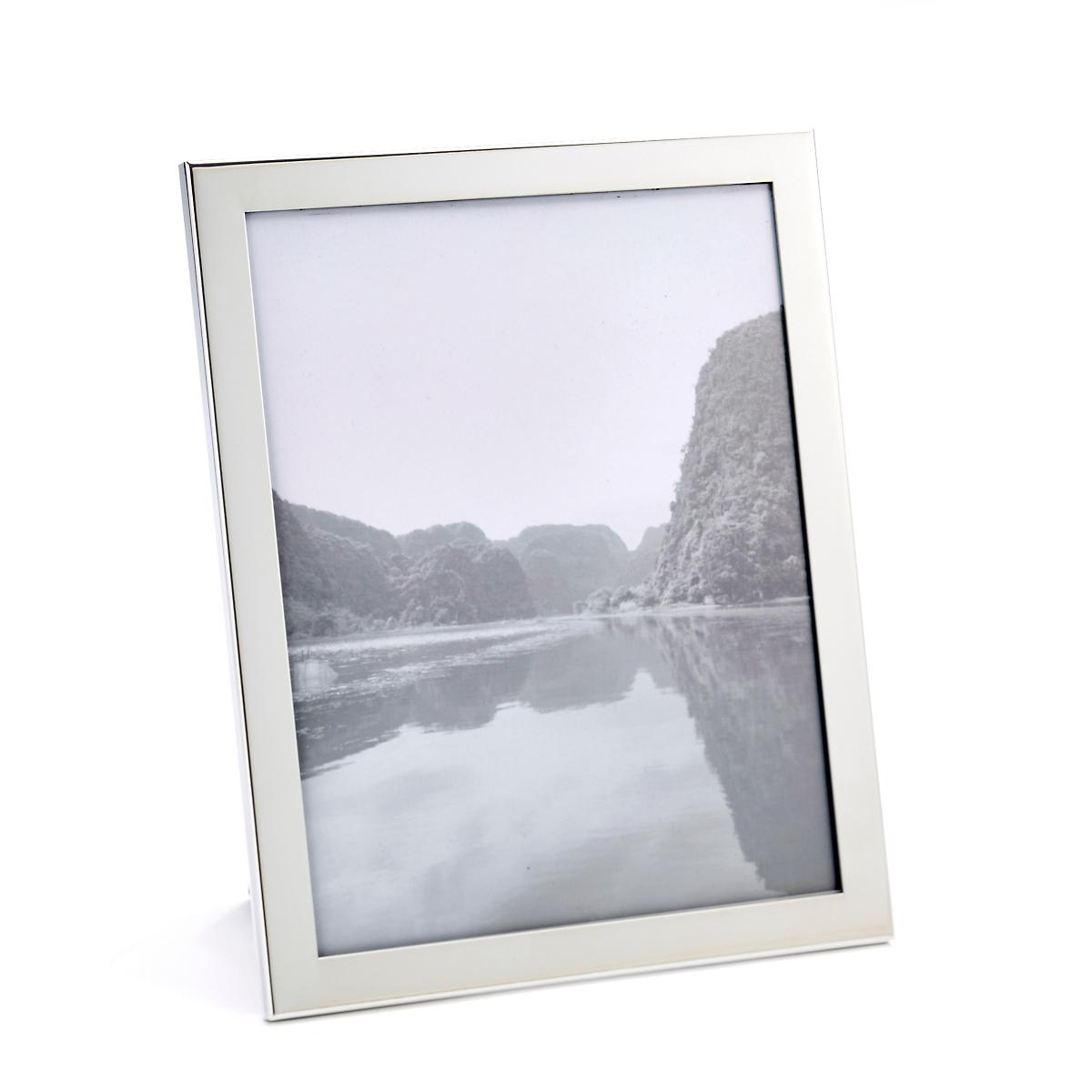Salisbury Narrow Pewter Frames | Gump\'s