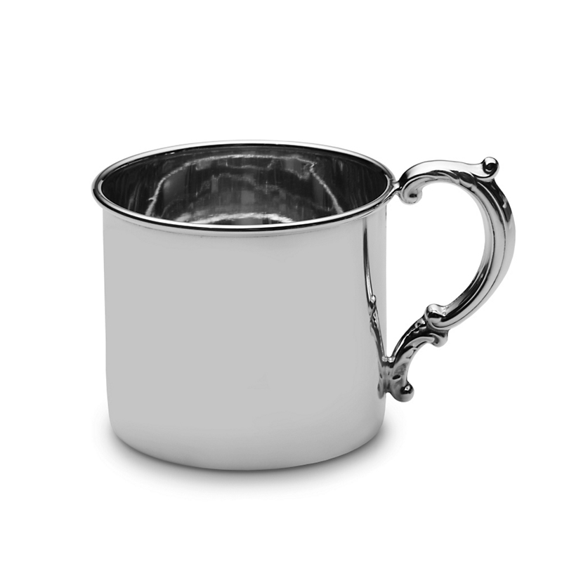 Gump's Silver Classic Baby Cup