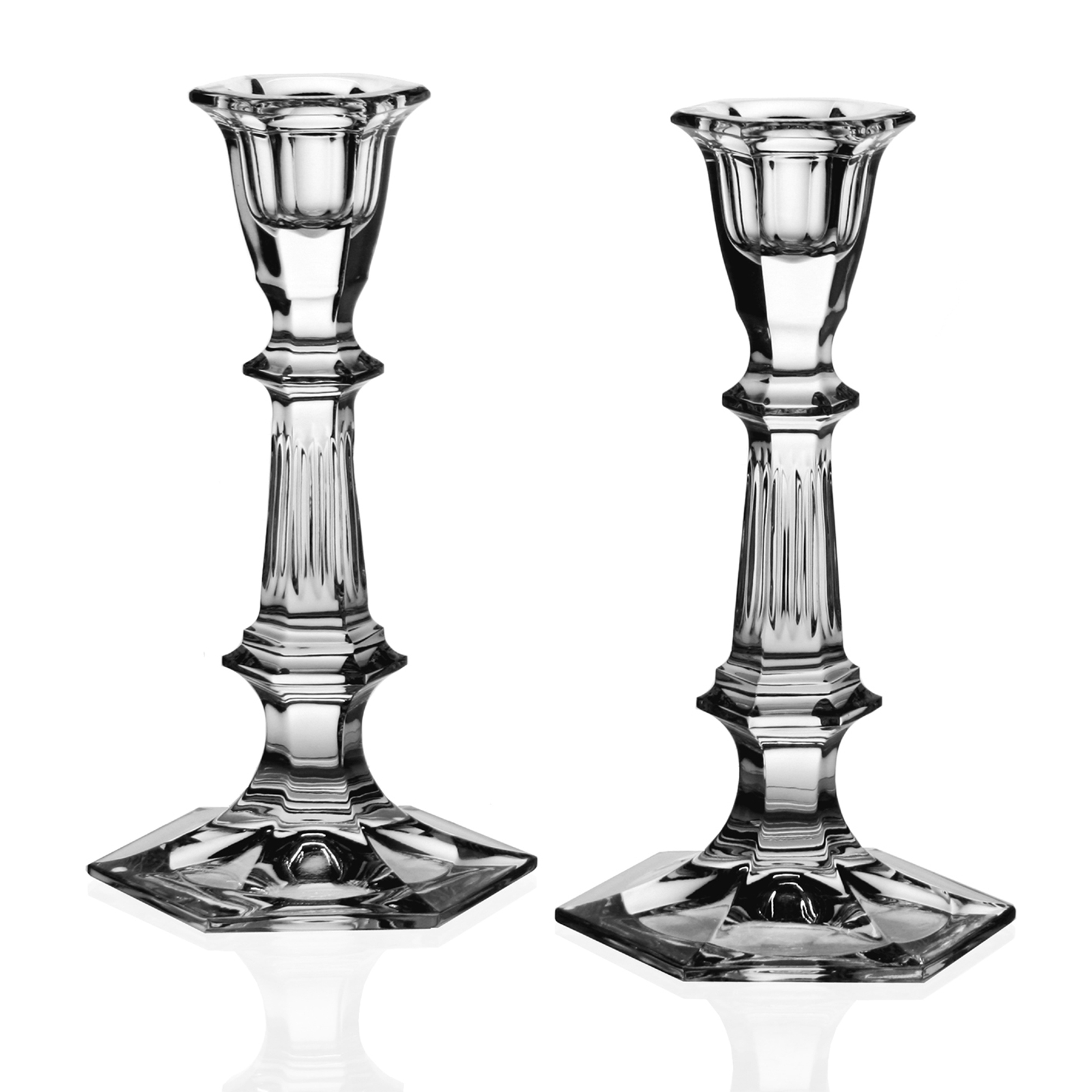 William Yeoward Esme Candlesticks, Set of 2