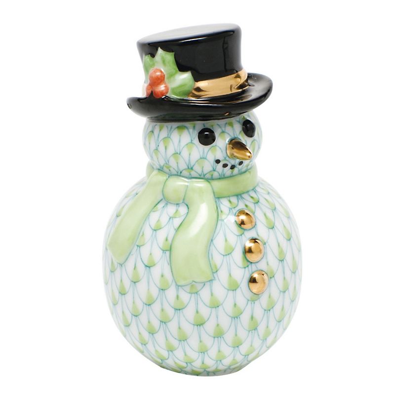 Herend Snowman, Key lime