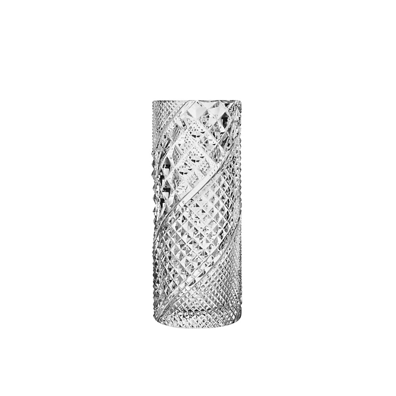 Saint-Louis Diamantic Vase, Small