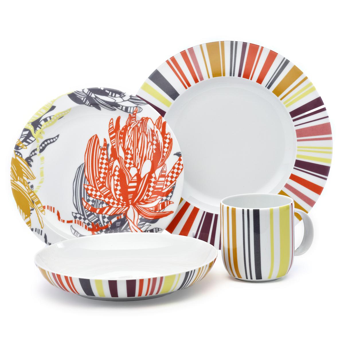 Missoni Protea Dinnerware  sc 1 st  Gump\u0027s & Missoni Protea Dinnerware | Gump\u0027s